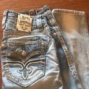 Rock Revival Dan slim boot Jeans